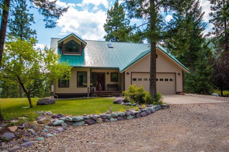 1355 Bierney Creek Road, Lakeside, MT 59922