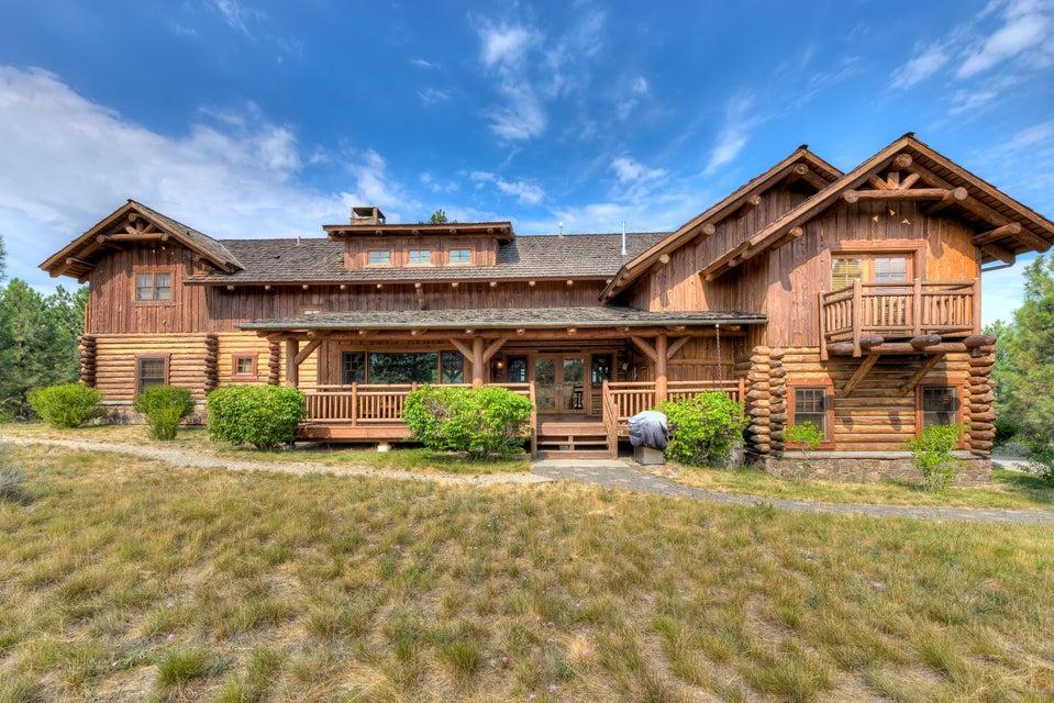 Single Family Home for Sale at 776 Pallo Trail 776 Pallo Trail Hamilton, Montana 59840 United States