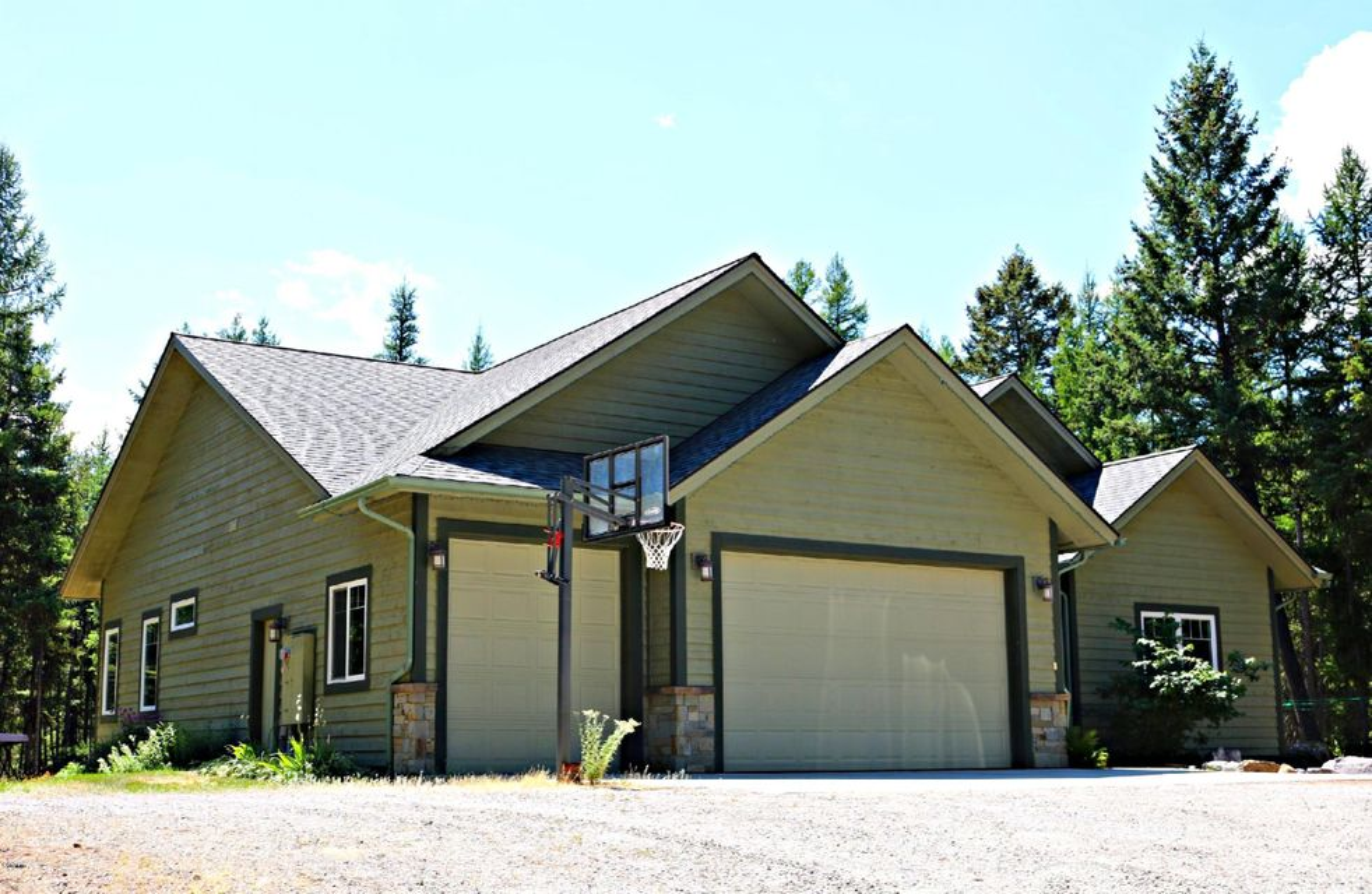Single Family Home for Sale at 88 Brady Way 88 Brady Way Whitefish, Montana 59937 United States