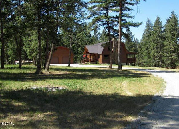 Single Family Home for Sale at 630 Browns Meadow Road 630 Browns Meadow Road Kila, Montana 59920 United States