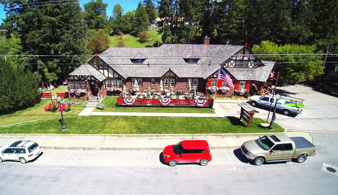 Commercial for Sale at 604 Electric Avenue Bigfork, Montana 59911 United States