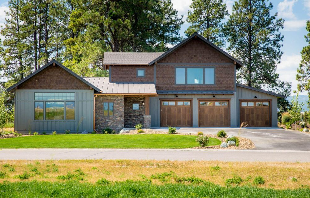 Single Family Home for Sale at 202 Wild Pine Court 202 Wild Pine Court Kalispell, Montana 59901 United States