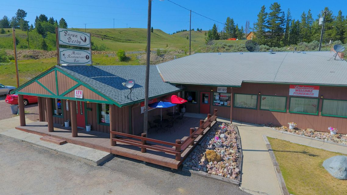 Commercial for Sale at 360 Brown Derby Lane Anaconda, Montana 59711 United States