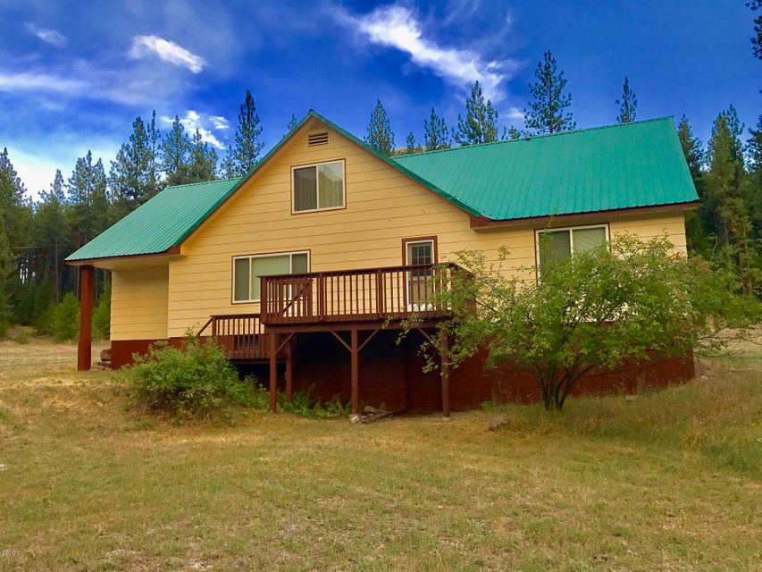 Single Family Home for Sale at 761 Fish Creek Road Alberton, Montana 59820 United States