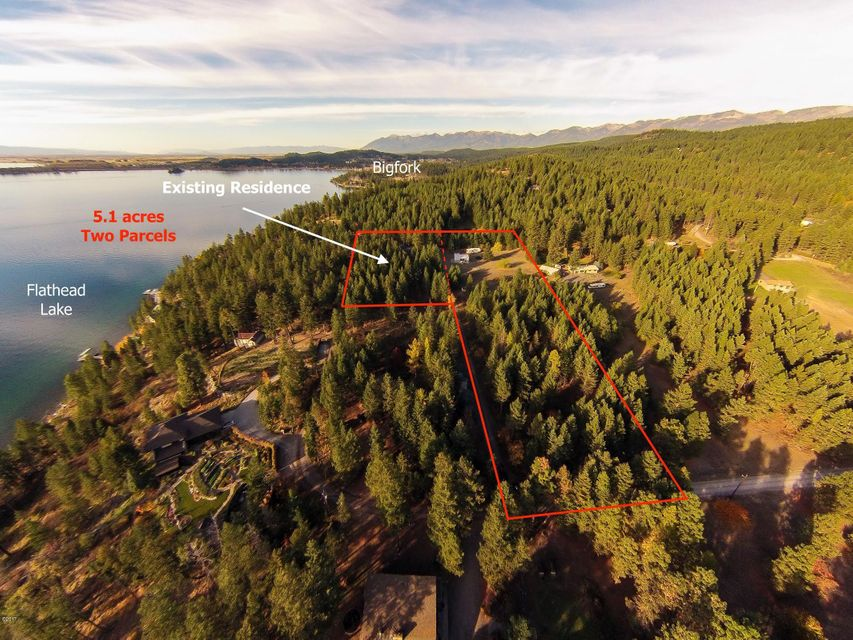 Single Family Home for Sale at 109 Upper Pierce Lane Bigfork, Montana 59911 United States