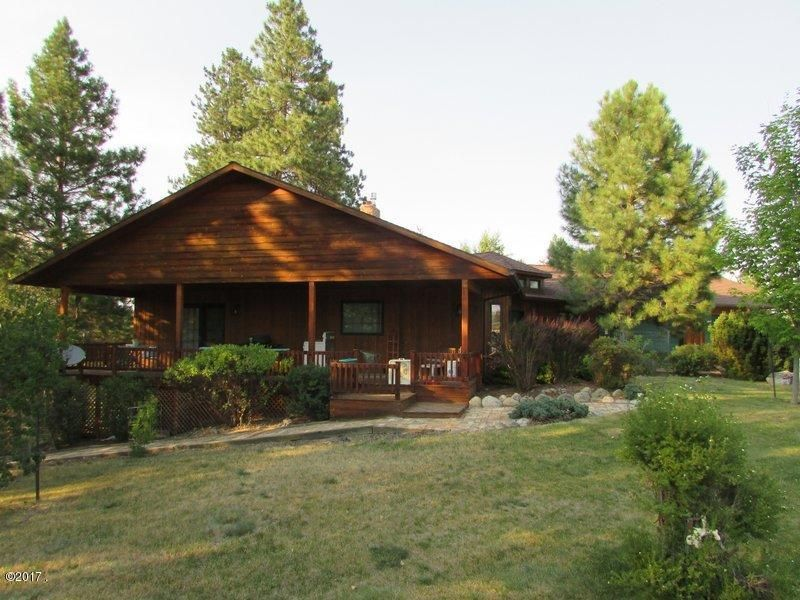 Single Family Home for Sale at 275 Dinger Lane Victor, Montana 59875 United States