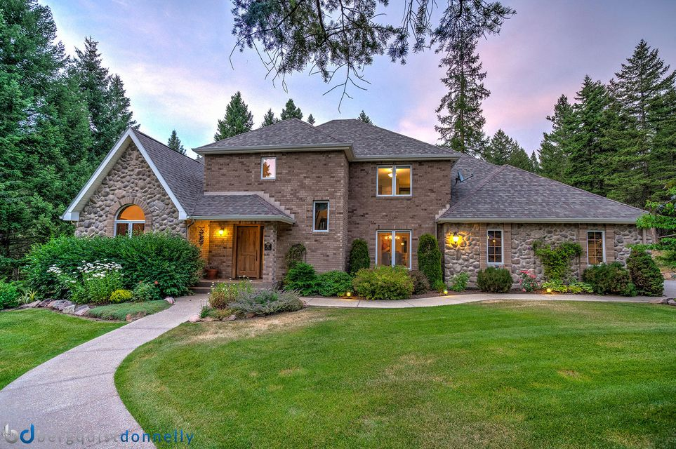 Single Family Home for Sale at 2725 Schley Creek Road Arlee, Montana 59821 United States