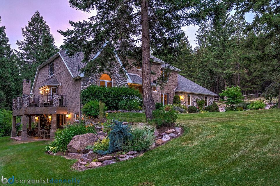Single Family Home for Sale at 2725 Schley Creek Road 2725 Schley Creek Road Arlee, Montana 59821 United States