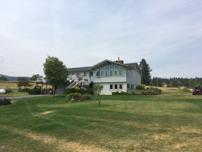 Single Family Home for Sale at 3120 Airport Road Kalispell, Montana 59901 United States
