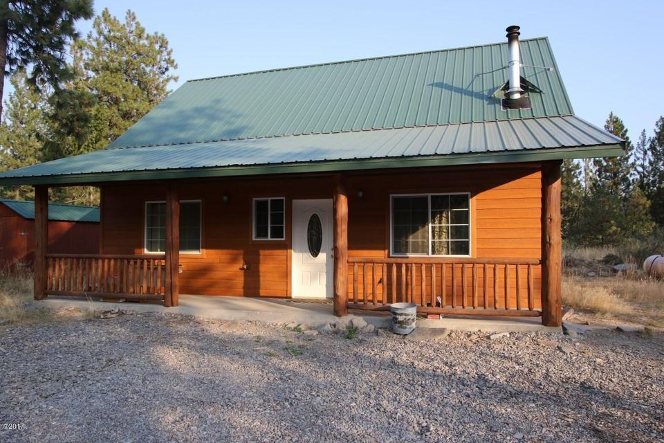 Montana sanders county dixon - Home For Sale At 12 Whitewater Lane In Plains Montana For 269 000