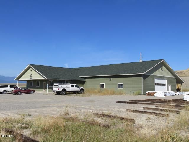 Commercial for Sale at 254 Truss Road 254 Truss Road Eureka, Montana 59917 United States