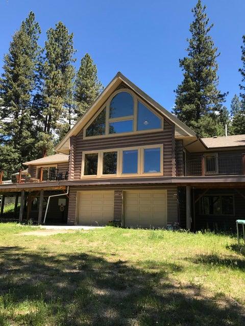 Single Family Home for Sale at 23405 Wapiti Road Huson, Montana 59846 United States