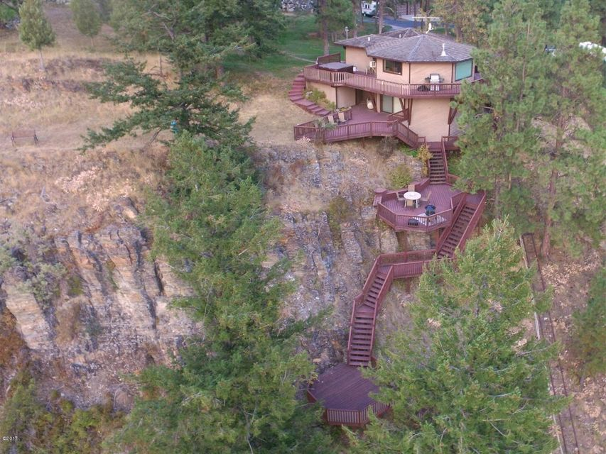 Single Family Home for Sale at 31680 West Kings Point Road 31680 West Kings Point Road Polson, Montana 59860 United States