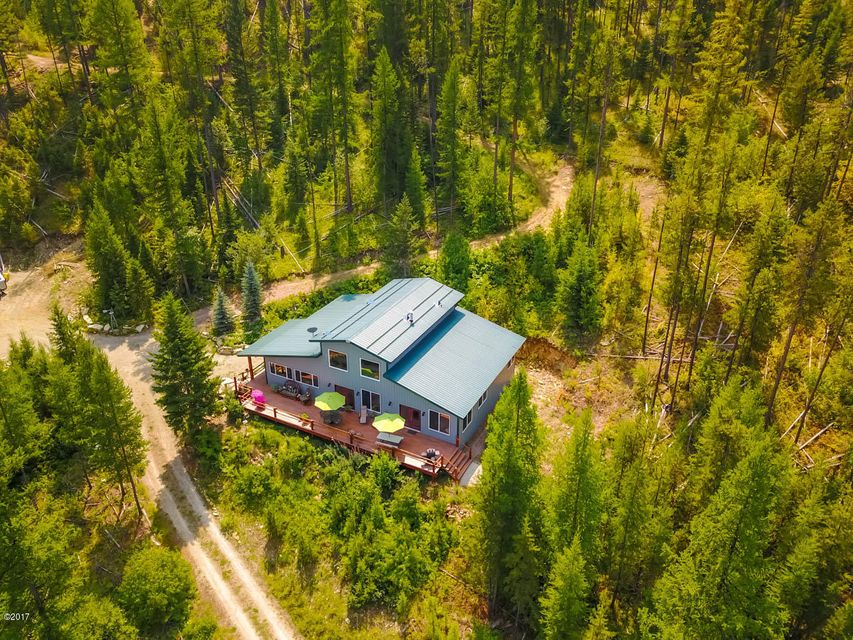Additional photo for property listing at 160 Cottonwood Creek Road 160 Cottonwood Creek Road Kalispell, Montana 59901 United States