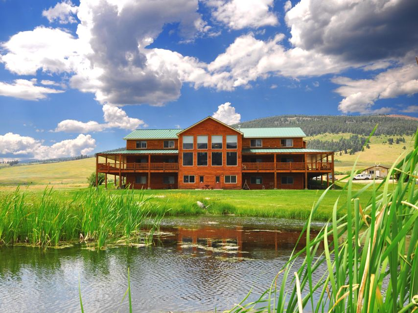 Single Family Home for Sale at 7501 Pioneer Mountains Scenic Byway 7501 Pioneer Mountains Scenic Byway Polaris, Montana 59746 United States