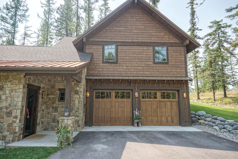 Single Family Home for Sale at 212 Hidden Hills Lane Whitefish, Montana 59937 United States