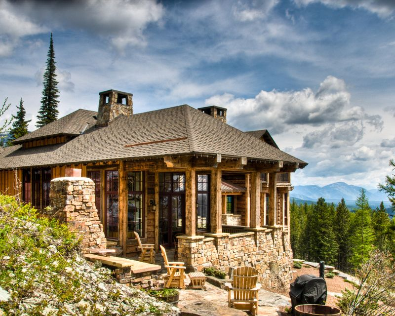 Additional photo for property listing at 1059  Whispering Pines Lane 1059  Whispering Pines Lane Whitefish, Montana,59937 Vereinigte Staaten