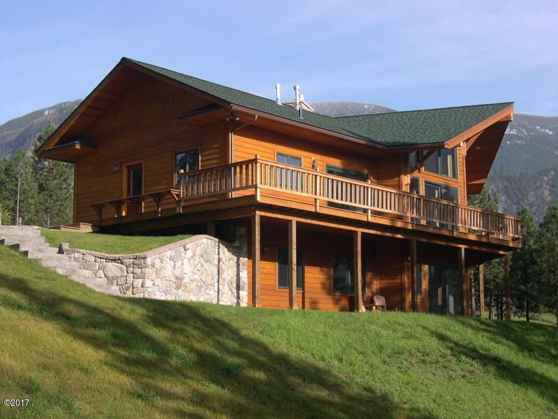 Single Family Home for Sale at 129 North Milnor Lake Road 129 North Milnor Lake Road Troy, Montana 59935 United States