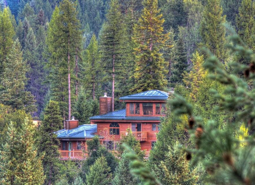 Single Family Home for Sale at 70 Kodi Lane Trout Creek, Montana 59874 United States