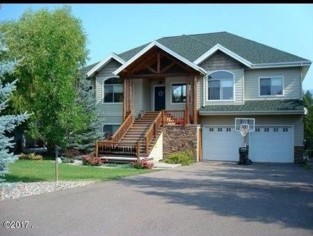 Single Family Home for Sale at 710 Birch Point Drive 710 Birch Point Drive Whitefish, Montana 59937 United States
