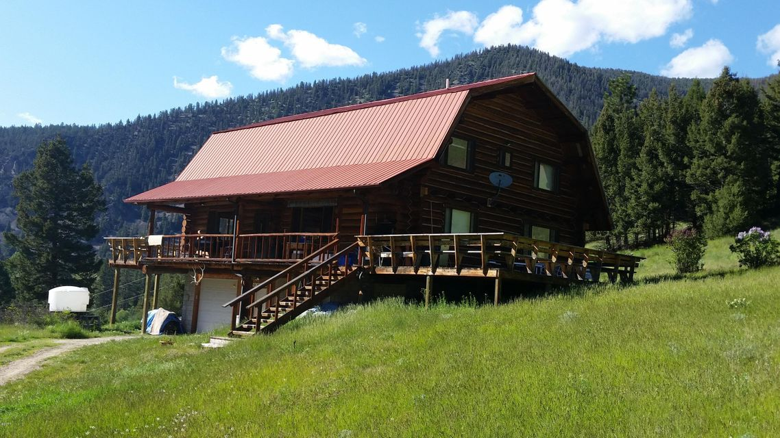 Single Family Home for Sale at 1622 Upper Rock Creek Road 1622 Upper Rock Creek Road Philipsburg, Montana 59858 United States