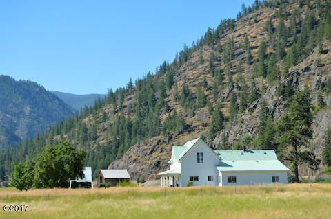 Single Family Home for Sale at 2121 Mt. Hwy 135 2121 Mt. Hwy 135 Plains, Montana 59859 United States