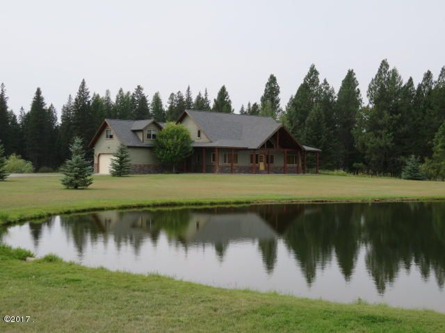 Additional photo for property listing at 410  Spring Prairie Road 410  Spring Prairie Road Whitefish, Монтана,59937 Соединенные Штаты