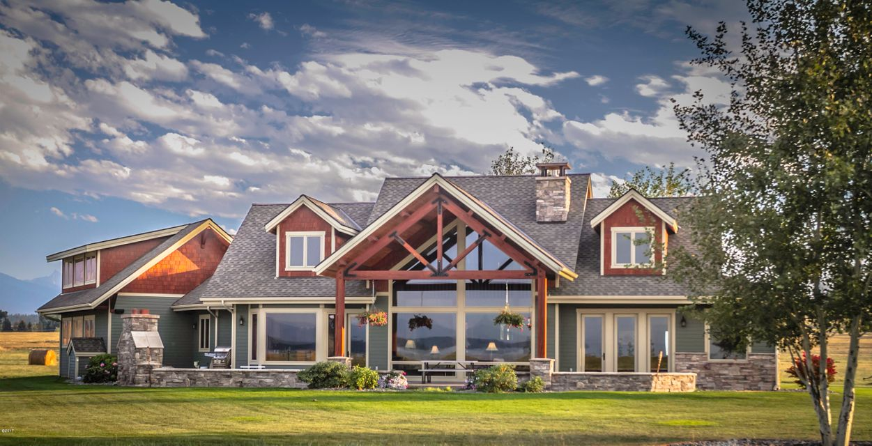 Single Family Home for Sale at 112 Tundra Swan Way Polson, Montana 59860 United States