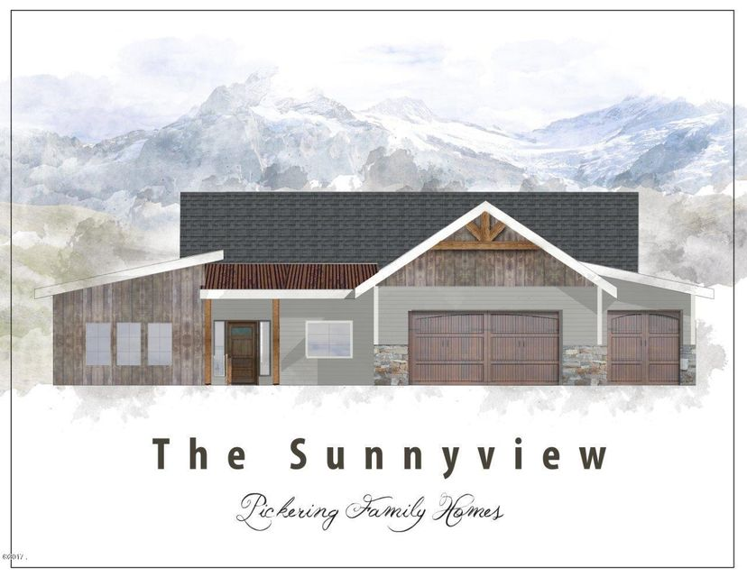 Single Family Home for Sale at 1684 Moon Bow Loop 1684 Moon Bow Loop Kalispell, Montana 59901 United States