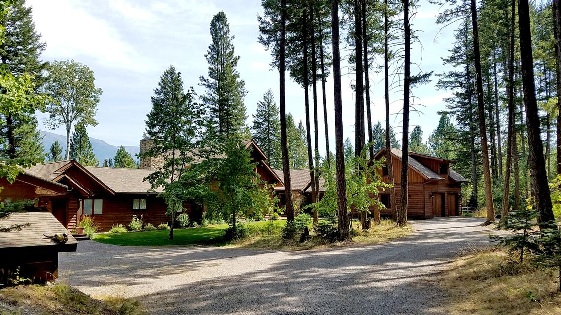 Single Family Home for Sale at 13234 Rainbow Drive 13234 Rainbow Drive Bigfork, Montana 59911 United States