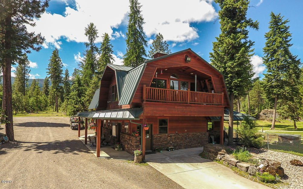 Additional photo for property listing at 185 Cherry Creek Road 185 Cherry Creek Road Thompson Falls, Montana 59873 United States