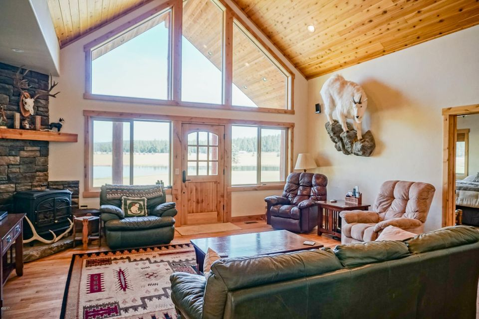Additional photo for property listing at 410 Spring Prairie Road  Whitefish, Montana 59937 United States