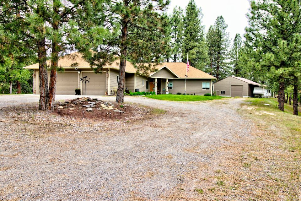 Single Family Home for Sale at 27286 River Run Road 27286 River Run Road Huson, Montana,59846 United States