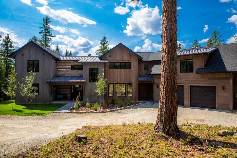 단독 가정 주택 용 매매 에 1144 Kienas Road 1144 Kienas Road Kalispell, 몬타나,59901 미국