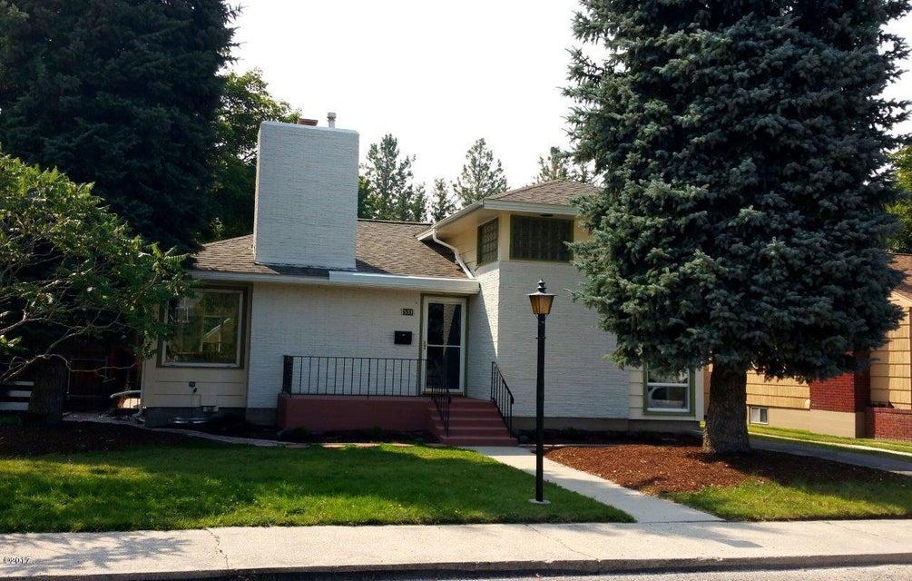 531 E Sussex Avenue, Missoula, MT 59801