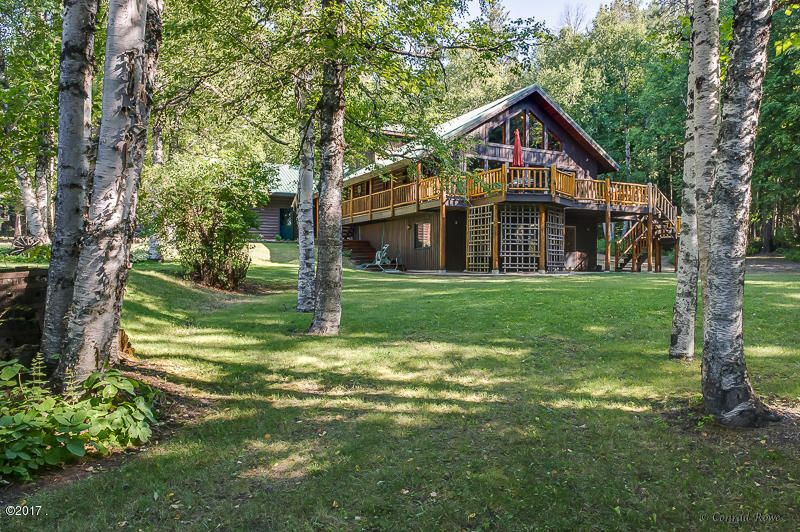 Single Family Home for Sale at 655 Haskill Basin Road 655 Haskill Basin Road Whitefish, Montana 59937 United States