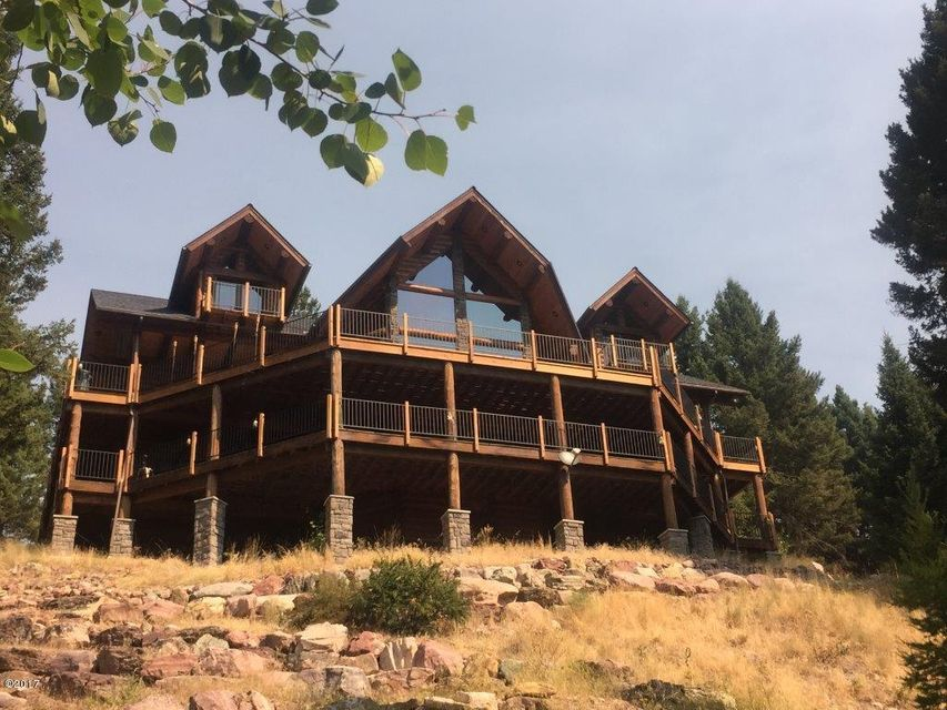 Single Family Home for Sale at 759 Perimeter Road 759 Perimeter Road Seeley Lake, Montana 59868 United States
