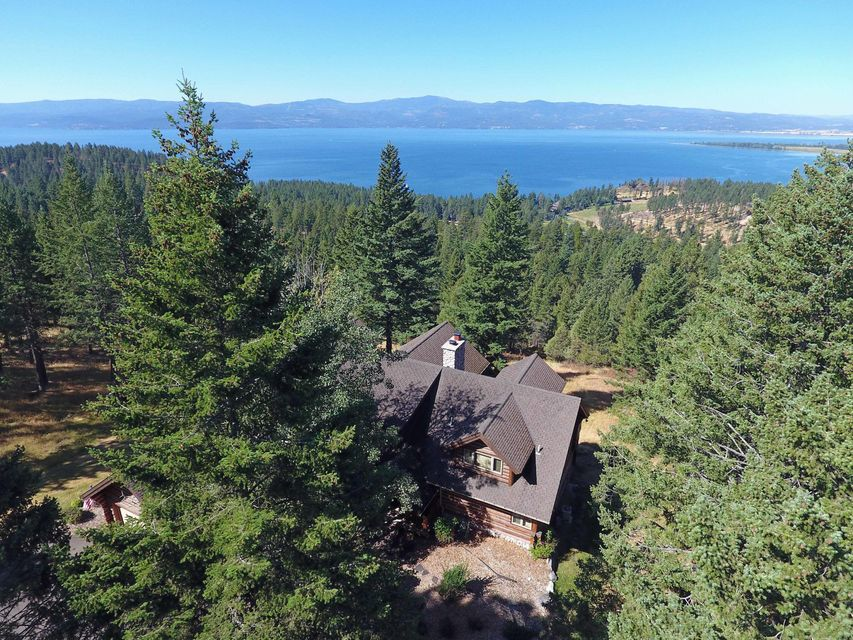 Single Family Home for Sale at 500 Panorama Hill Bigfork, Montana 59911 United States