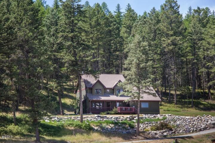 Single Family Home for Sale at 5064 Whitefish Stage Road 5064 Whitefish Stage Road Whitefish, Montana 59937 United States