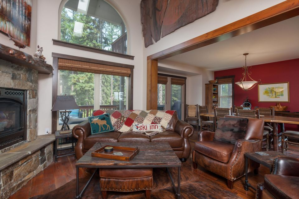 Single Family Home for Sale at 308d Wood Run Drive 308d Wood Run Drive Whitefish, Montana 59937 United States