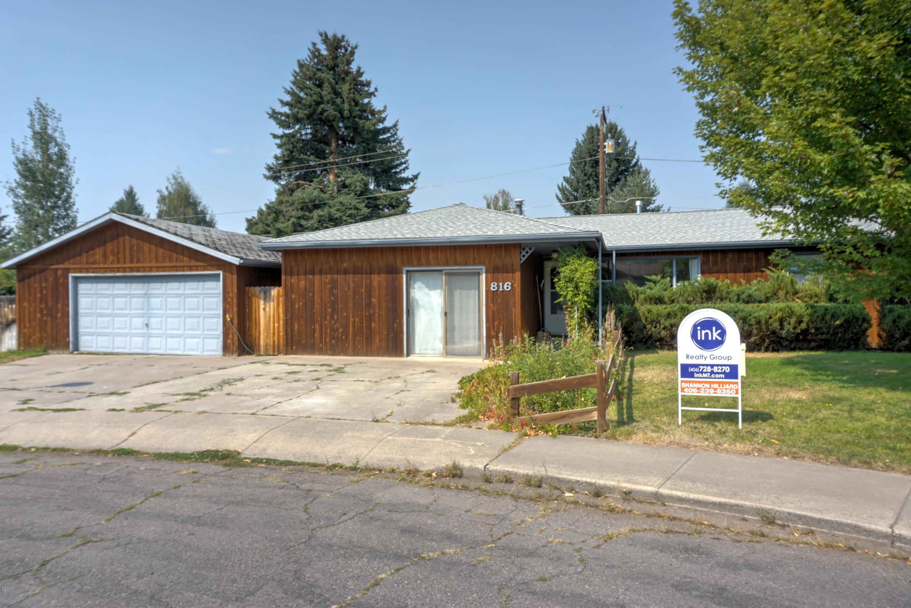816 W Hallmark Lane, Missoula, MT 59801