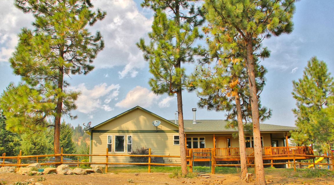Single Family Home for Sale at 73161 Arlee Pines Drive 73161 Arlee Pines Drive Arlee, Montana 59821 United States