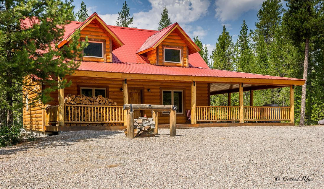 Single Family Home for Sale at 478 Kuzmic Lane Coram, Montana 59913 United States