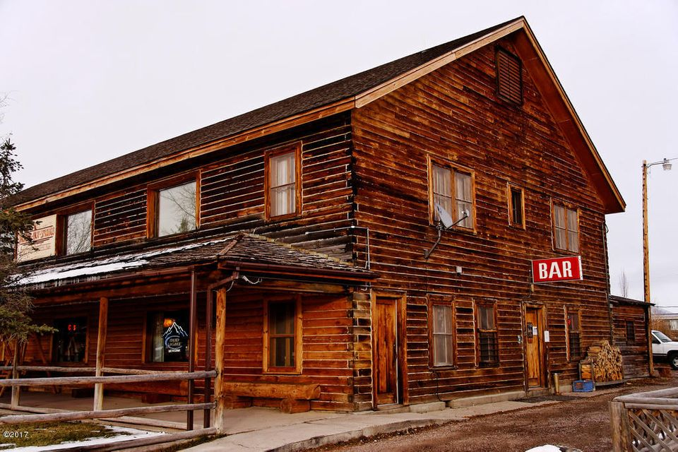 Commercial for Sale at 108 Jardine Avenue Jackson, Montana 59736 United States