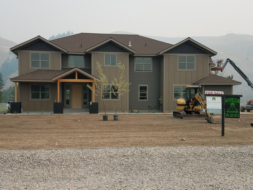 Single Family Home for Sale at 11593 Hughes Court Lolo, Montana 59847 United States