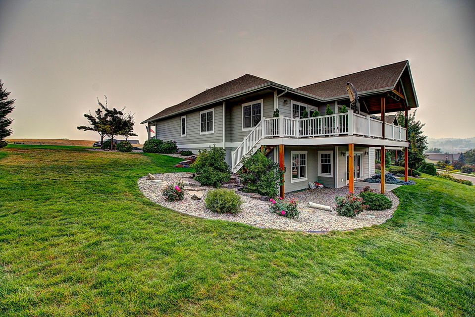 Single Family Home for Sale at 565 Hawk Drive 565 Hawk Drive Polson, Montana 59860 United States