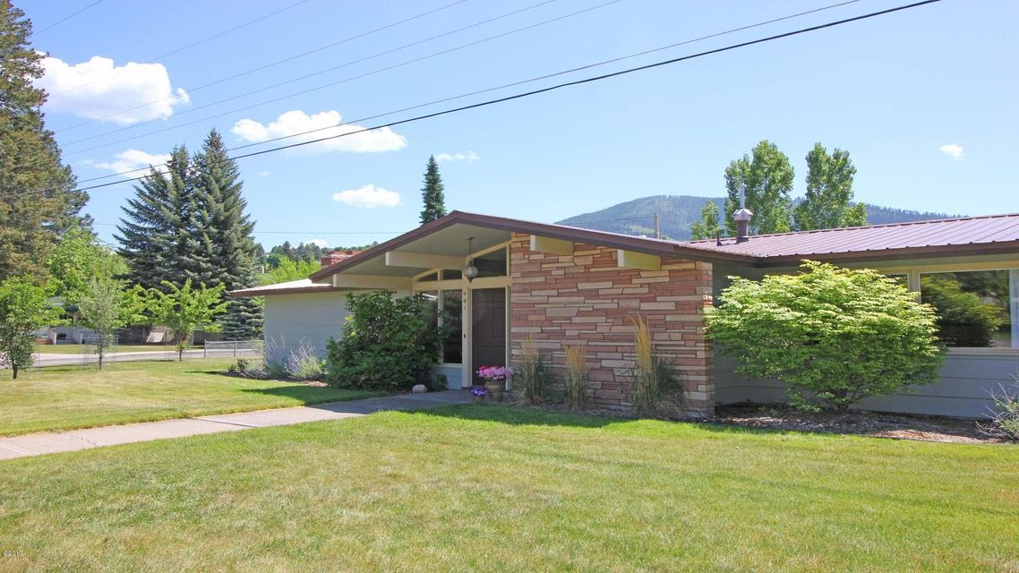 Single Family Home for Sale at 601 Pattee Creek Drive 601 Pattee Creek Drive Missoula, Montana 59801 United States