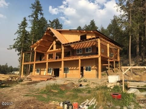 Single Family Home for Sale at 280 Whitetail Drive 280 Whitetail Drive Rexford, Montana 59930 United States
