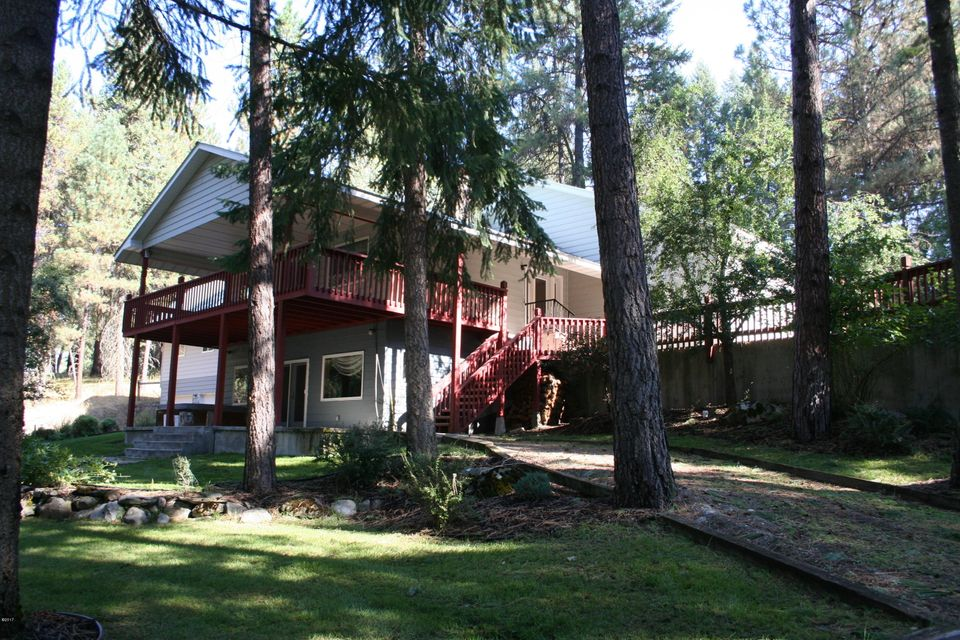 Single Family Home for Sale at 1742 Blue Slide Road 1742 Blue Slide Road Thompson Falls, Montana 59873 United States