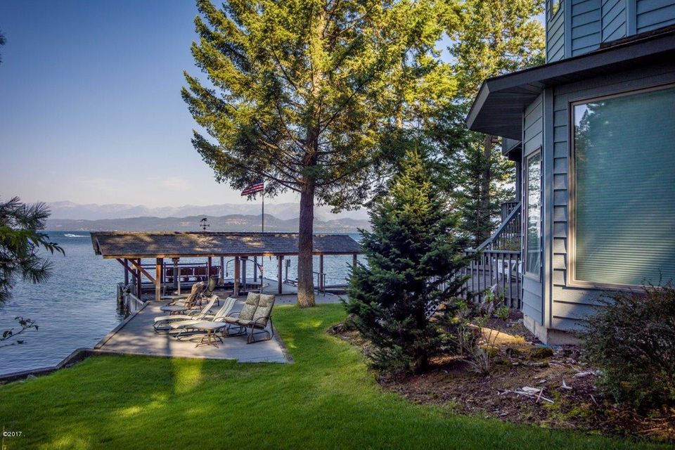 Additional photo for property listing at 975  Angel Point Road 975  Angel Point Road Lakeside, Montana,59922 Stati Uniti